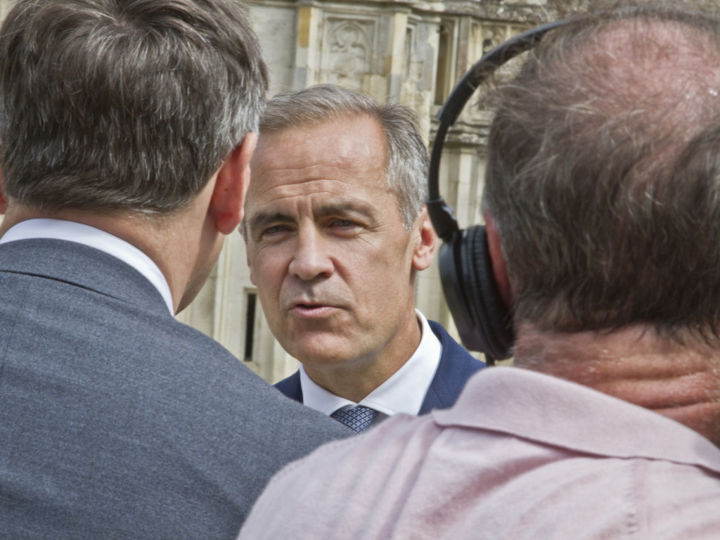 170718 0698 MARK CARNEY AT WINCHESTER CATHEDRAL copy