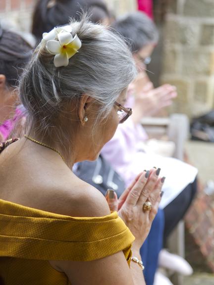 7794 web CHITHURST BUDDHIST MONASTERY 40TH ANNIVSAERY Photo Tony Knigjht photography & MEDIA copy